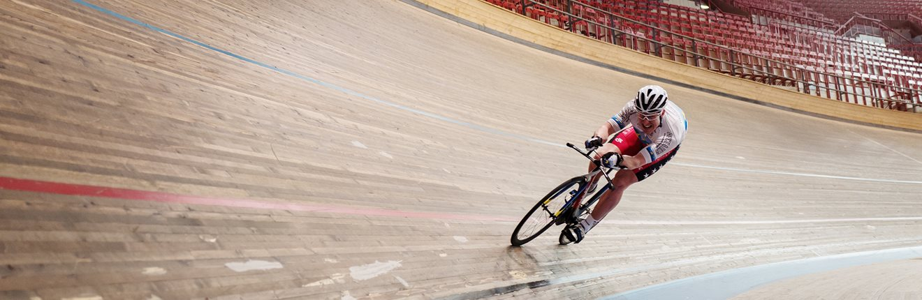 World champion from the oldest velodrome in Europe