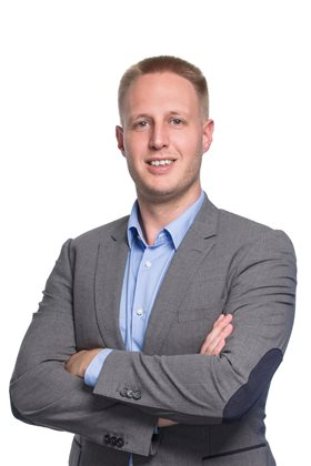 Foreigners in #brnoregion: Vincent van Scherpenseel