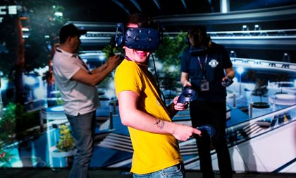 Gaming industry boom in #brnoregion