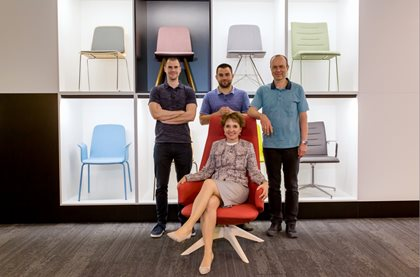 LD Seating: local business with a global impact