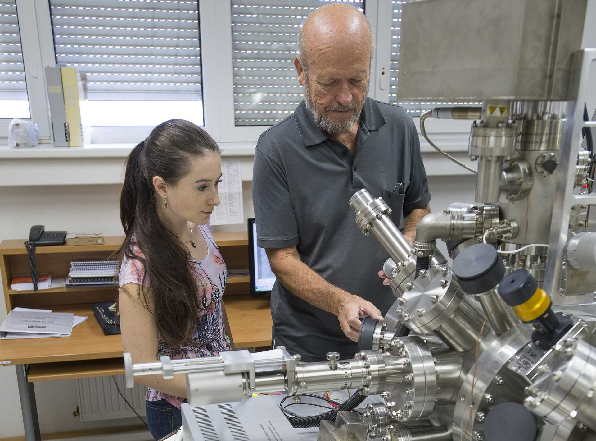 BRNO: PROMISED LAND OF ELECTRON MICROSCOPY